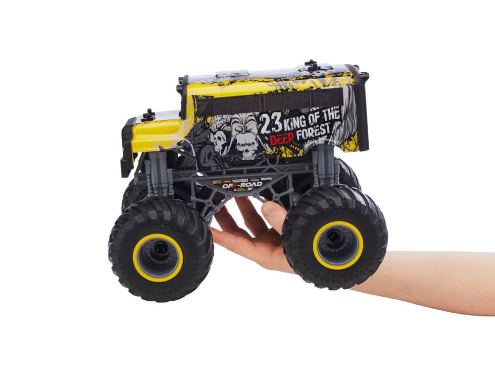 Monster Truck King of the Forest rc